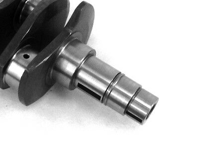 VW Type 1 Cast 74mm Counterweighted Crankshaft 4040
