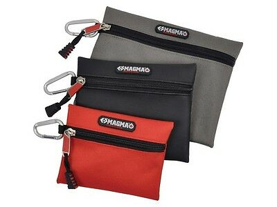 CK Magma 3 Pocket Pouch  Pack  Ideal for Tool Belt / Rucksack / Case MA2725