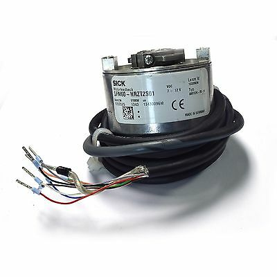 Sick Encoder SFM60-HRZT2S01 60 mm Multiturn Hyperface Motor Feedback, WARRANTY