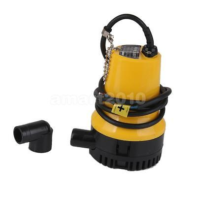 Stainless Submersible Pump Fountain Pool Pond Garden Water Pump DC 12V