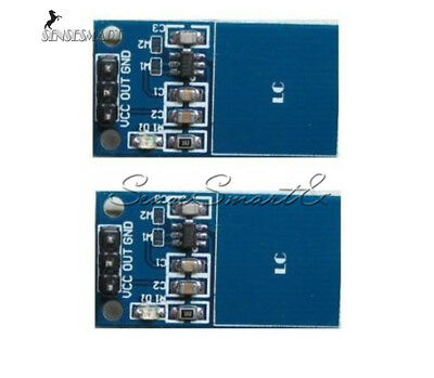 Capacitive TTP223 Touch Switch Digital Touch Sensor Module For Arduino ST