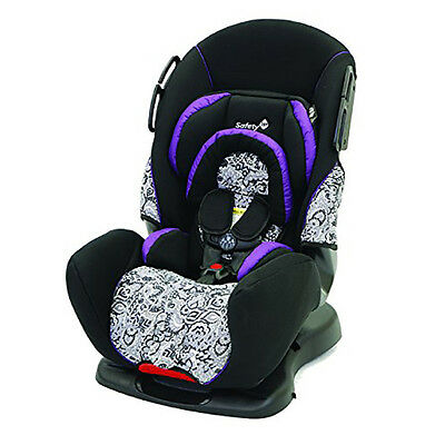 Safety 1st Alpha Omega 65 lb 3-in-1 convertible car seat - capri