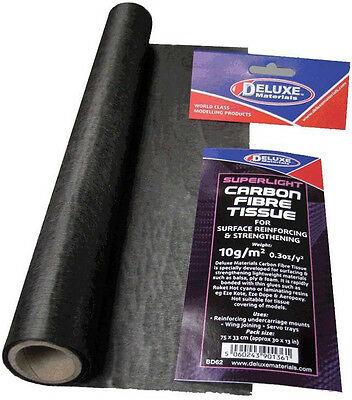 Deluxe Materials Carbon Tissue DM-BD62 DELUXE