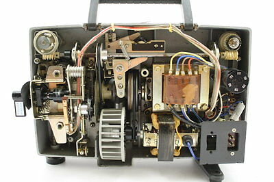 Sankyo Dualux 8 Projector 2 Belt Set Motor Drive & Reel With Instructions