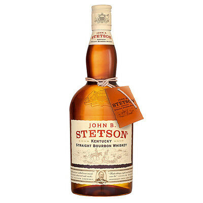John B Stetson Kentucky Straight Bourbon Whiskey 700mL