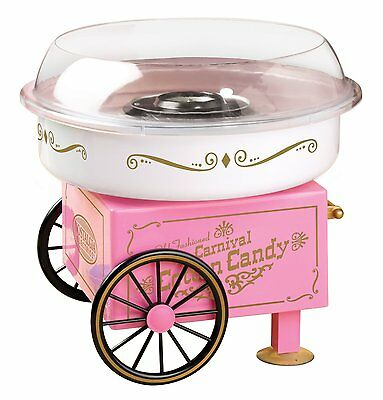 Cotton Candy Maker - Party - Carnival - Sugar Floss - New Vintage Collection