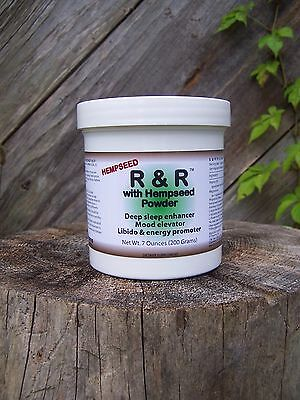 Nature's Extra R&R with Hemp Seed Sleep Support Powder, 7 oz.