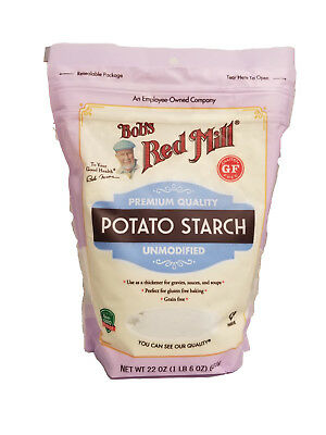 Bob's Red Mill Premium Quality Unmodified Potato Starch - 22 oz Bag