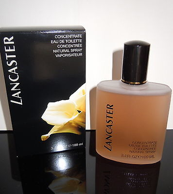 LANCASTER LA PERLA NERA CONCENTRATE EDT NATURAL SPRAY VAPO - 100 ml