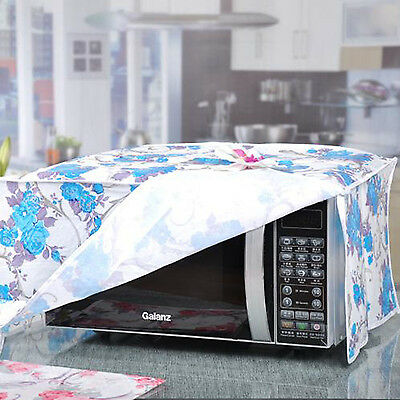 Microwave Oven Dust Proof Cover Kitchen Waterproof Moisture Spill Scratches Bag