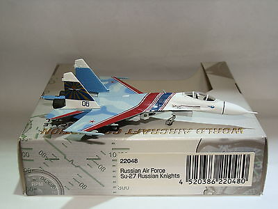 22048 Gulliver 200 Russian Air Force Su-27 Russian Knights free shipping