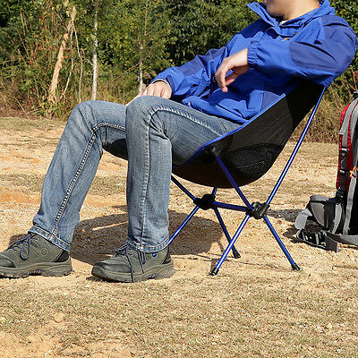OUTAD Sturdy Ultralight Heavy Duty Folding Chair For Outdoor Activities Camping