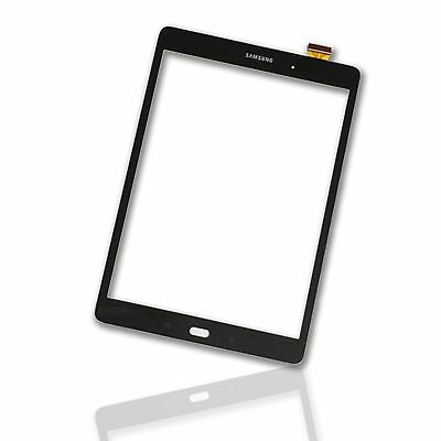 "Display Glass für Samsung Galaxy Tab A 9.7"" SM T550 Touch Screen Front Scheibe D"