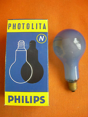 Ampoule Photo Studio Video – 500 Watts Philips Photolita Vintage - Light Bulb