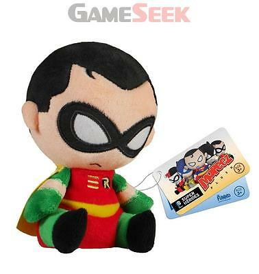 Robin Mopeez Plush - Action Figures/figures Tv/movies/games Brand New