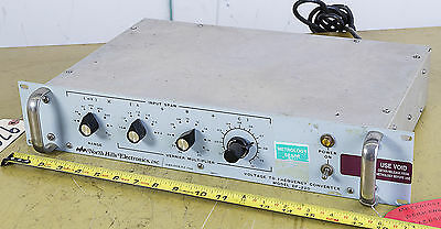 Voltage to Frequency Converter; North Hills Model DF-220 (CTAM #9797)
