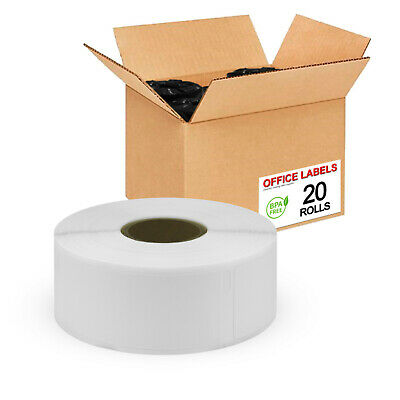 20 Rolls of 30336 Compatible Multipurpose Labels for DYMO® 1'' x 2-1/8''