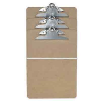 Officemate Clipboard, Letter Size, 3 pack 83130