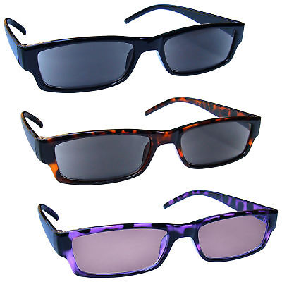 UV Reader Lightweight Sun Readers Reading Glasses Sunglasses UV400 Mens Womens