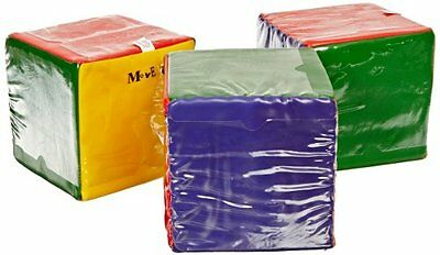 Sportime Move Cubes Pack with Activity Guide - Set of 3