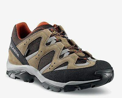 Scarpa Aria GTX Shoes Mens Coffee/Stone