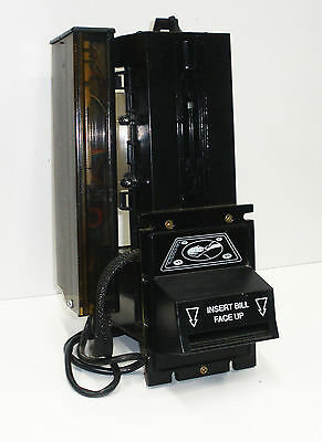 Coinco BA30B   Bill Acceptor Validator MDB & Pulse  ***  Tested GOOD  Used