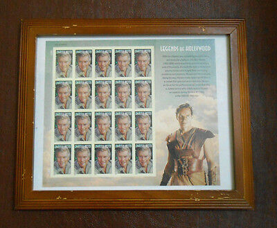 Coinhunters- 2014 Legends of Hollywood Charlton Heston, 20 Forever Stamps