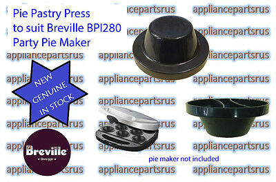 Breville BPI280 Double Sided Pie Pastry Press Part BPI280/31 - NEW - IN STOCK