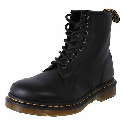 New Genuine Dr Martens Docs Soft Nappa Leather 8 Ups 1460 Ankle Boot Cheap