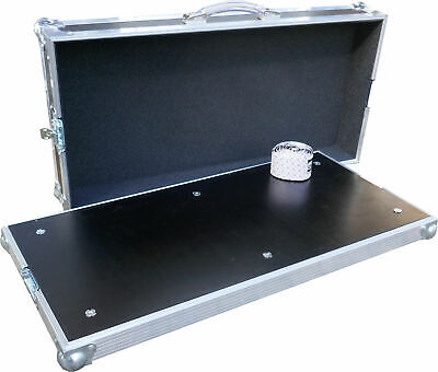 Guitar Pedal Board Swan Flight Case 783mm x 383mm (Hex)
