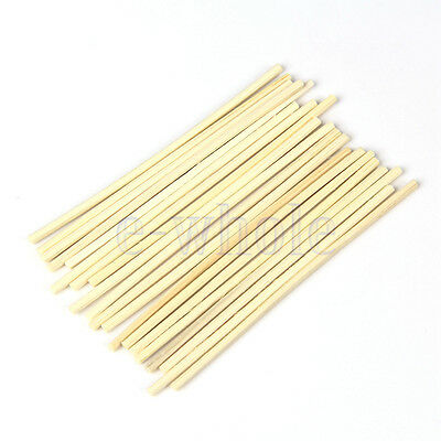 100X Premium Rattan Reed Diffuser Sticks Fragrance Essential Oil Replacement WS