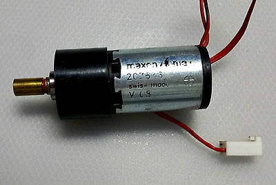 Maxon Precision Gear Head DC Motor 12V Made in Switzerland