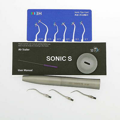 New Dental Air Scaler Handpiece Sonic S SS-MF For KAVO MULTIflex LUX Couplings
