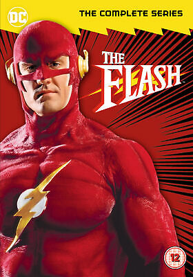 The Flash 1990 Complete Series (DVD)
