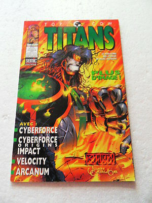 Titans 218  . Lug / Semic 1998  .  BE / TBE