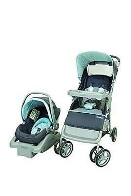 Cosco Lift & Stroll Travel System - Stroller & Car Seat - Euro