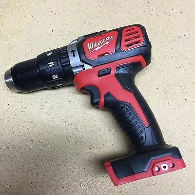 Milwaukee 2607-20 M18 Cordless Hammer drill Bare tool NEW replaces 2602-20