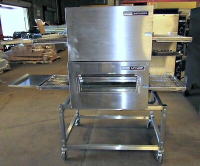 Lincoln Impinger 1132-000 Electric Double Stack Conveyor Ovens