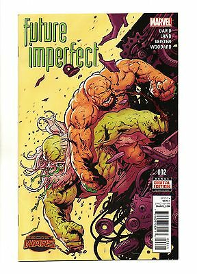 Future Imperfect Vol 1 No 2 Sep 2015 (NM) Marvel, Secret Wars, 1st Print