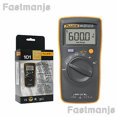 Handheld and Easily Carried Digital Fluke 101 Multimeter