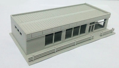 Outland Models Railway Modern City Roadside Convenience Store HO OO Gauge