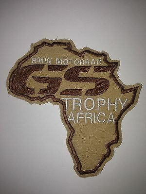 Bmw Gs Trophy Africa Patch Toppa