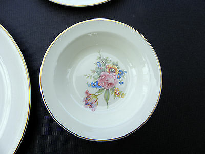 """PATTERN 1823 by TAYLOR SMITH TAYLOR ~  5 1'4"""" Rimmed Berry Bowl (s) ...........&"""