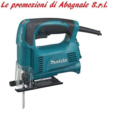 Makita Seghetto alternativo 450W taglio 65mm elettronico Professionale 4327