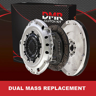 Ford Focus 1.8 TDCi Clutch Kit including Dual Mass Replacement Flywheel