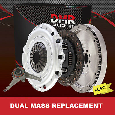 VW Caravelle T4 2.5 TDi Dual Mass Replacement Flywheel Clutch Kit + CSC