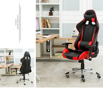 NEW Arrival ! Red Office Chairs Gaming Chair Racing Seats Computer Chair Rocker