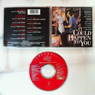 It Could Happen To You Soundtrack - Motion Picture - CD Compact Disc