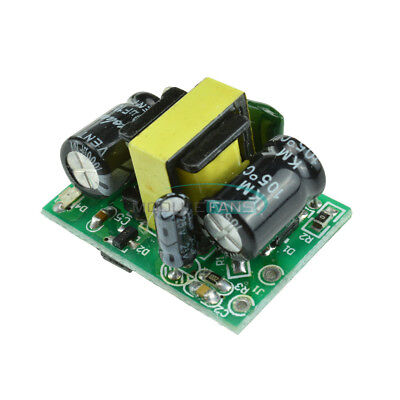 2PCS AC-DC 5V 3.5W 700mA Buck Converter Step Down Power Supply Module F Arduino