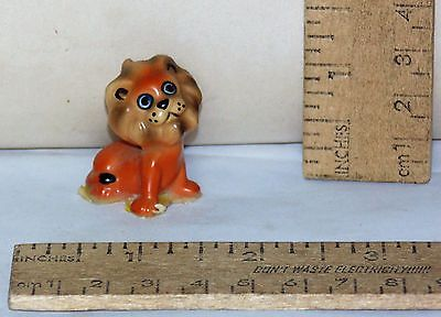 HAGEN RENAKER Small LION Figurine - listing number two